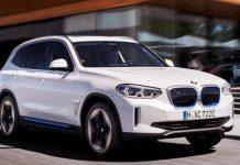 BMW iX3 dengan Tenaga Listrik Murni, Kapan Masuk ke Indonesia?