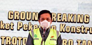 Pj Wali Kota Makassar, Rudy Djamaluddin