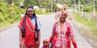 Mama-mama di Papua.