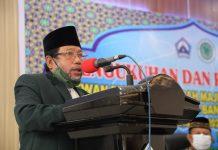 Prof. Dr. H. Muhammad Ghalib, Guru Besar UIN Alauddin Makassar