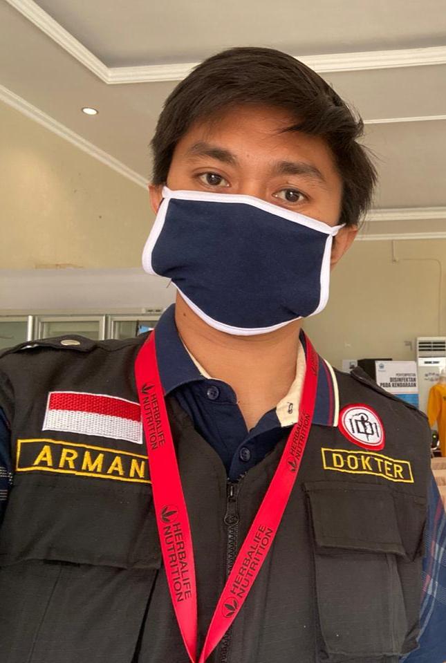 Dokter Arman Kabid