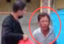 Mubassir ditangkap ditenda pengungsi gempa bumi Mamuju, Sulbar