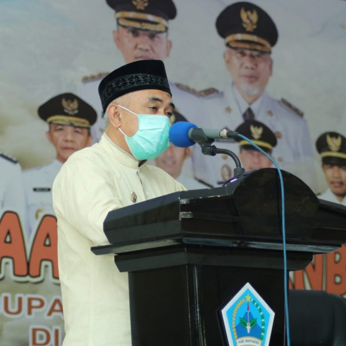 H. Sahabuddin Salam, Wakil Bupati Bantaeng