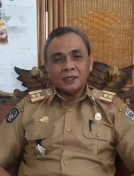 H. Muhammad Haris, Kepala Dinas Pendidikan dan Kebudayaan Kabupaten Bantaeng