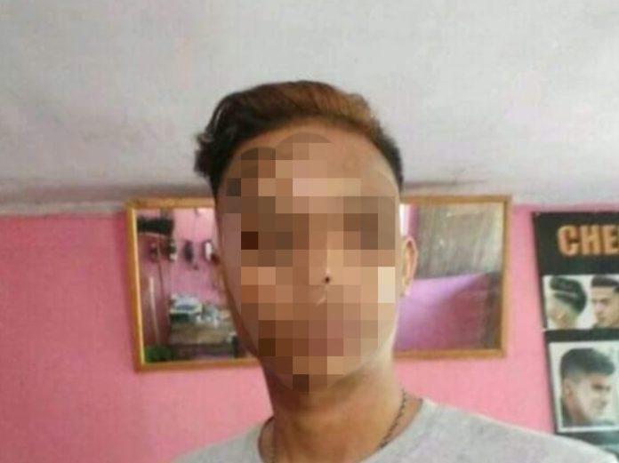 U, Terduga Pelaku Penculik Siswi SMA ditangkap