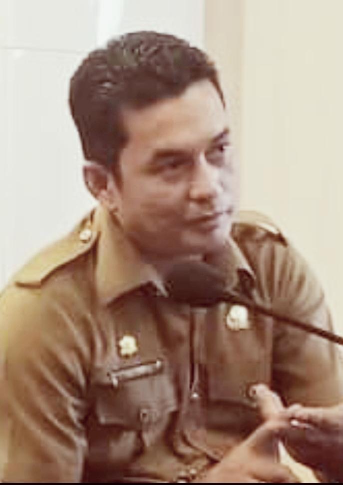 Andi Irvandi Langgara, Kepala Dinas Tenaga Kerja dan Perindustrian Bantaeng
