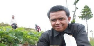 Gubernur Sulsel, Prof. DR. HM. Nurdin Abdullah, M.Agr. (Dok. Humas)