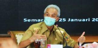Gubernur Jawa Tengah Ganjar Pranowo. (Foto: Dok. Pemprov Jateng)