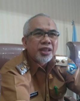 H. Sahabuddin, Wakil Bupati Bantaeng.