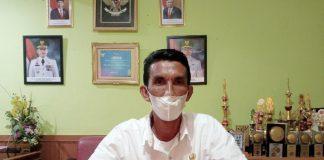 Plt Kadis Lingkungan Hidup Bantaeng, Muh. Nasir Awing