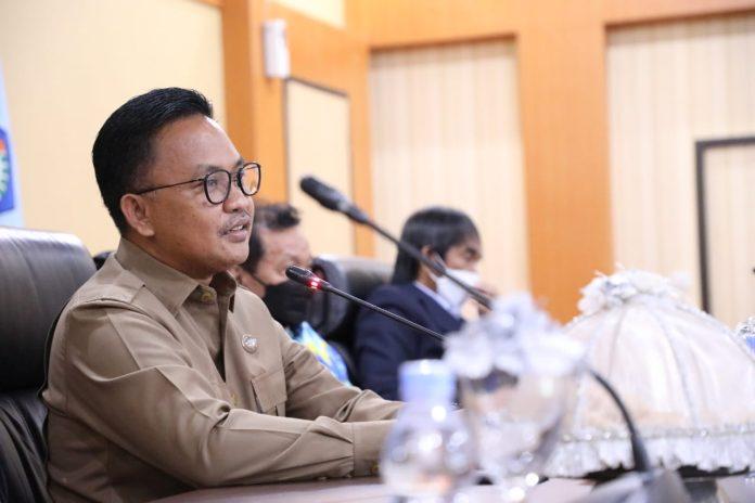 Bupati Bantaeng, H. Ilham Syah Azikin. (Dok. Humas Pemkab Bantaeng)