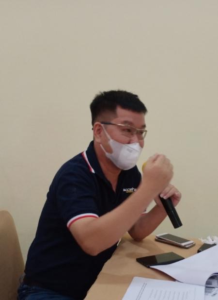 Budi Hariadi, CEO Budi Jaya Motor Pusat Bantaeng