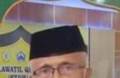 Drs. H. Abdul Karim Bagada, Ketua Badan Amil Zakat Kabupaten Bantaeng. (Foto istimewa)