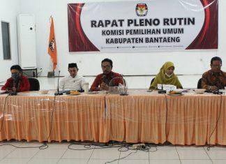 KPU Bantaeng Rilis Pemilih, Segini Totalnya